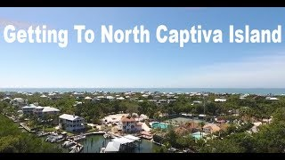 Getting to North Captiva and The Island Club