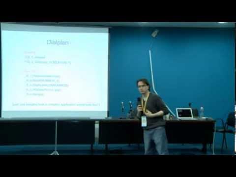 Marcelo Gornstein: Aplicaciones ágiles de telefonía con PHP y Asterisk
