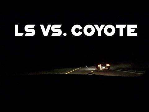 2013 Mustang GT vs. 5th Gen Camaro SS