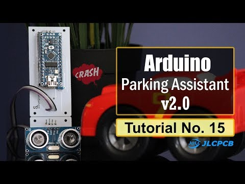 DIY - Arduino Based Parking Assistant V2