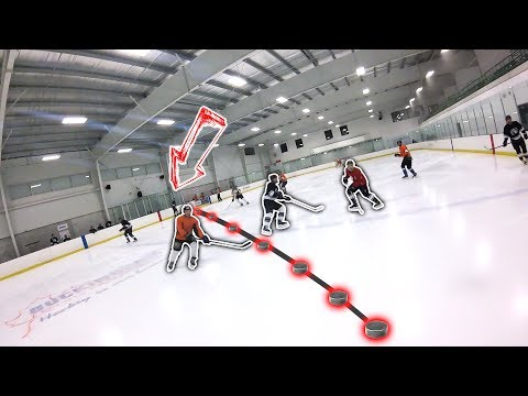 PASS OF THE YEAR?! | GoPro Hockey | Beer League