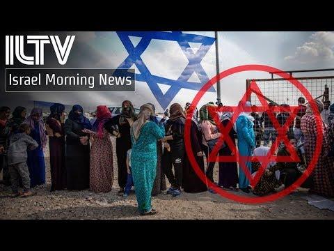 Israel sends aid to the Kurds - ILTV Israel News - Nov. 7, 2019