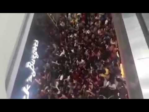 PHILIPPINES CRAZY STAMPEDE ZARK'S BURGER 8 PESOS SALE AUGUST 28 2017