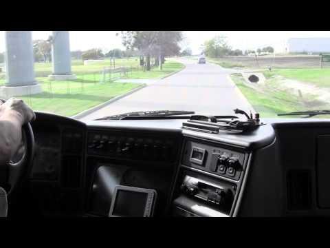 Class A CDL Road Test Texas 469-332-7188