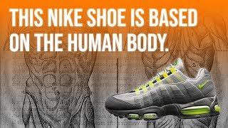 The Human Nike: A History of Nike Air Max 95