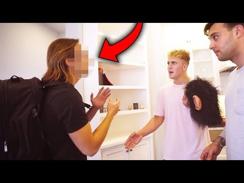 Top 5 People WHO BROKE INTO YOUTUBERS HOUSES! (Jake Paul, ComedyShortsGamer & More)