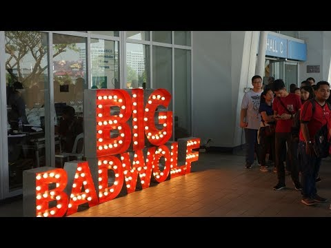Big Bad Wolf Book Sale Philippines Preview | Bookbed