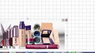 Как создать сайт-воронку для компании Орифлейм за 5 минут