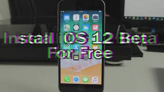 How to Install iOS 12 4 Beta 7 Free (No Computer & No UDID Activation)  iPhone, iPod touch & iPad