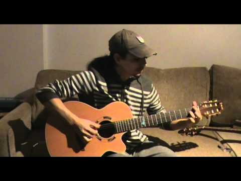 Takamine guitar DSF65C Santa Fe limited edition - fingerstyle songs