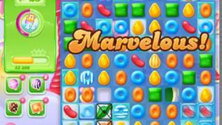 Candy Crush Jelly Saga Level 650 - NO BOOSTERS ***
