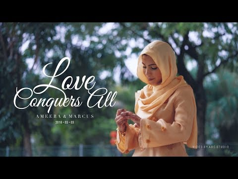 Ameera & Marcus Wedding Actual Day Film: Love Conquers All