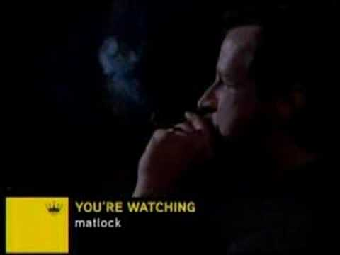 "Matlock - The Strangler & ""A Fool Am I"" funny video"