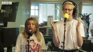 The Feeling, John McCrea & Lucy Shorthouse - And You Don't Even Know It - Radio 2 Breakfast Show