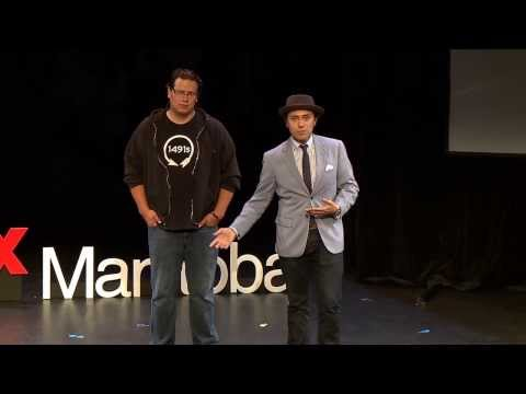1491s Play With Themselves, Imagery and Reclamation: 1491s at TEDxManitoba 2013