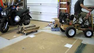 Homemade Diy Ventrac Or Steiner Tractor