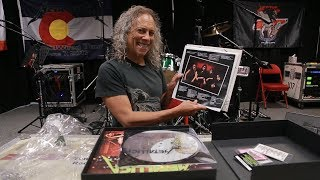 Metallica: ...And Justice for All (Deluxe Box Set) Unboxing Video