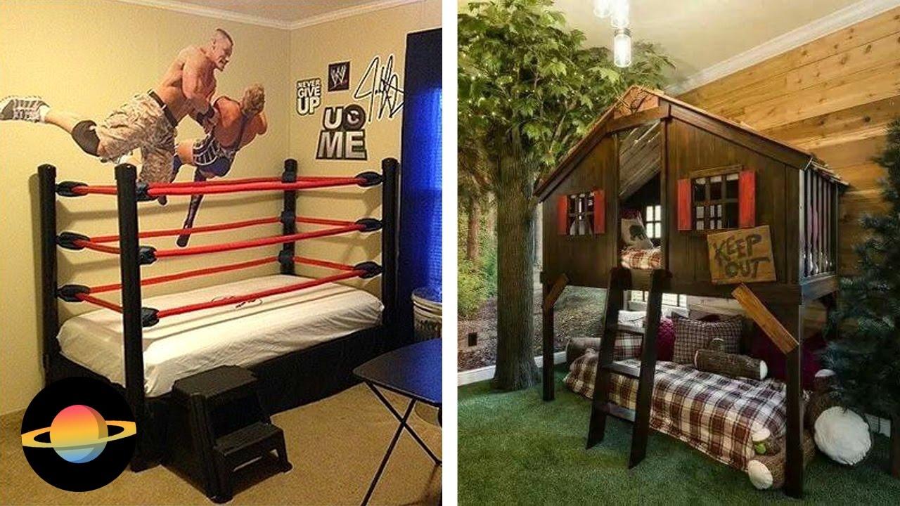 10 Najfajniejszych łóżek Na świecie