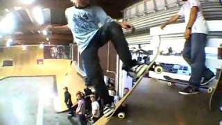 11 YEAR OLD PRO SKATER - CURREN CAPLES - HURLEY