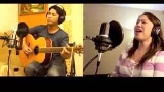 Bakit ngayon ka lang (Acoustic Cover) - Andrew Garcia & Diane de Mesa