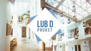 Best Hostel In Phuket? I Lub d Patong Hostel Tour  I Travel Vlog