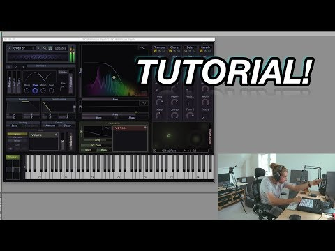 How to Use Stagecraft Addiction Synth