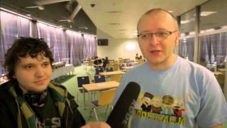 Wywiad z NrGeek'iem (Festiwal komiksów i gier)