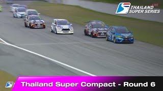 Highlight Thailand Super Compact Round 6 | Bira International Circuit