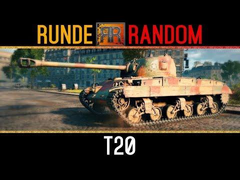 World of Tanks   [GER] RR #39 - T20
