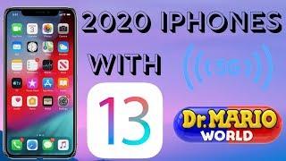 2020 iPhones with 5G // iOS 13 Beta 2 FEATURES // Dr. Mario World Launch // Cellebrite Cracks 12.3
