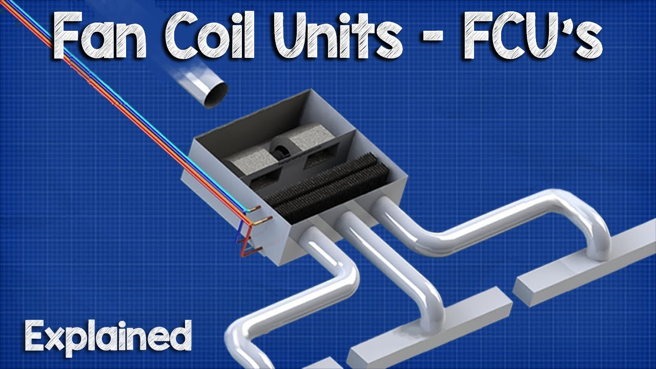Hvac Fcu Fan Coil Units Youtube
