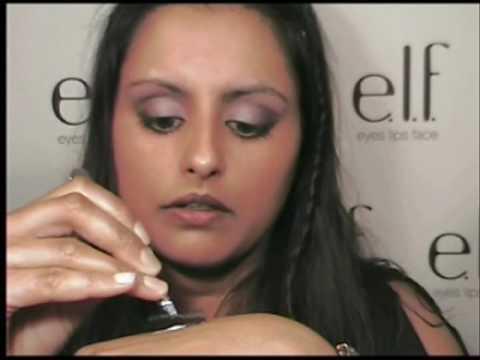 Applying e.l.f False Lashes - YouTube