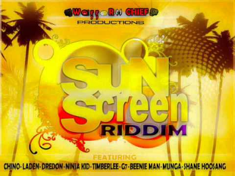 sunscreen riddim  G7  GIMMI