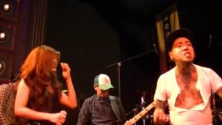 Kamikazee ft. Corie live - Huling Sayaw