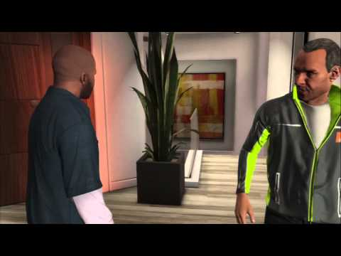 """Grand Theft Auto V - Devin Weston """"He Has To Go"""" Your Choice A, B or C, C: Death Wish (Franklin) PS3"""