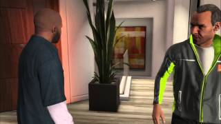 "Grand Theft Auto V - Devin Weston ""He Has To Go"" Your Choice A, B or C, C: Death Wish (Franklin) PS3"