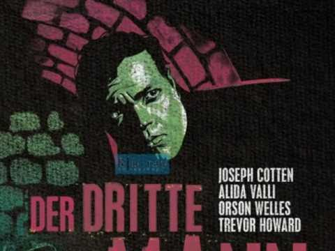 The Third Man - Der dritte Mann - Soundtrack - Zither Karl Haas