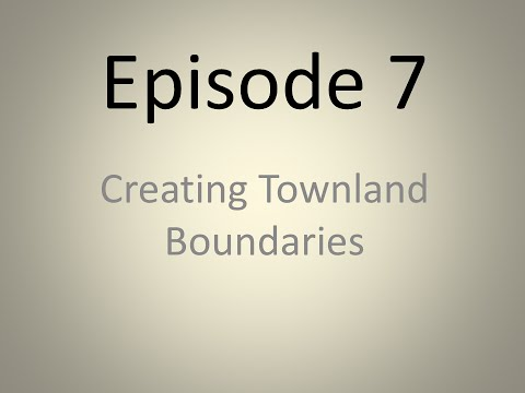 Episode 7 - Creating Townland Boundaries in JOSM