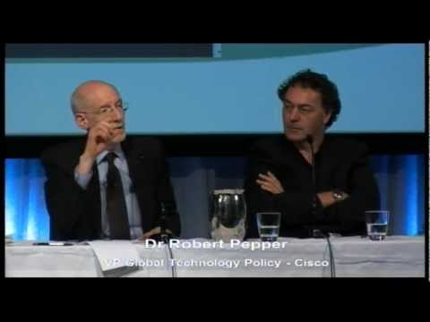 New transformational technology panel discussion - The Future with High Speed Broadband