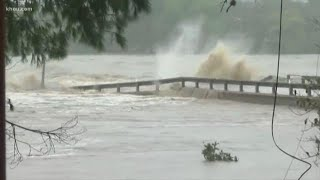 Historic flooding hits Central Texas