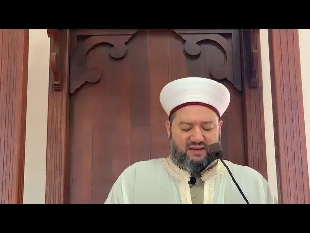 خطبة الجمعة من مسجد السلام في سدني | التحذير من شرب الخمر والمخدرات | 11-12-2020