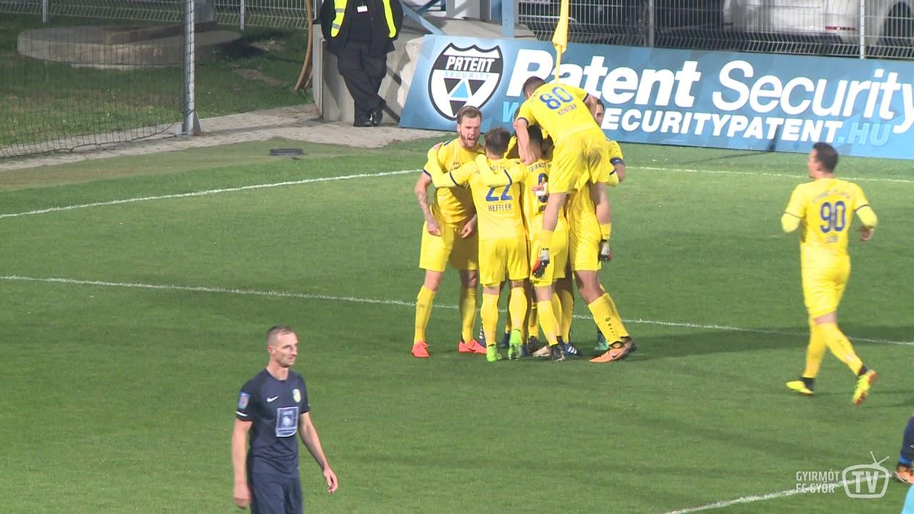 Gyirmót FC Győr - Siófok 2-2