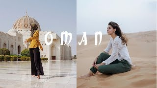 I'm in Oman! |  Travel Vlog