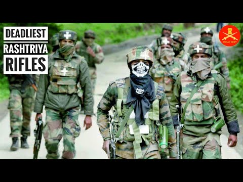 Rashtriya Rifles (RR) - Things You Must Know About The Rashtriya Rifles (Hindi)