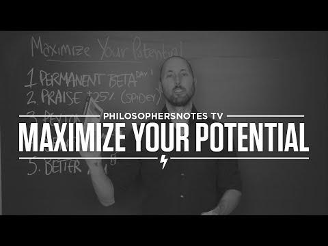PNTV: Maximize Your Potential by Jocelyn K. Glei