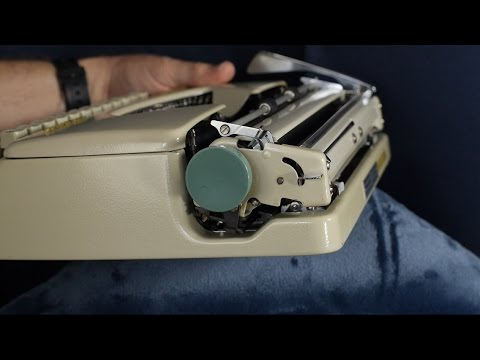 Typewriter Video Series - Episode 60: Olympia SF, and More!