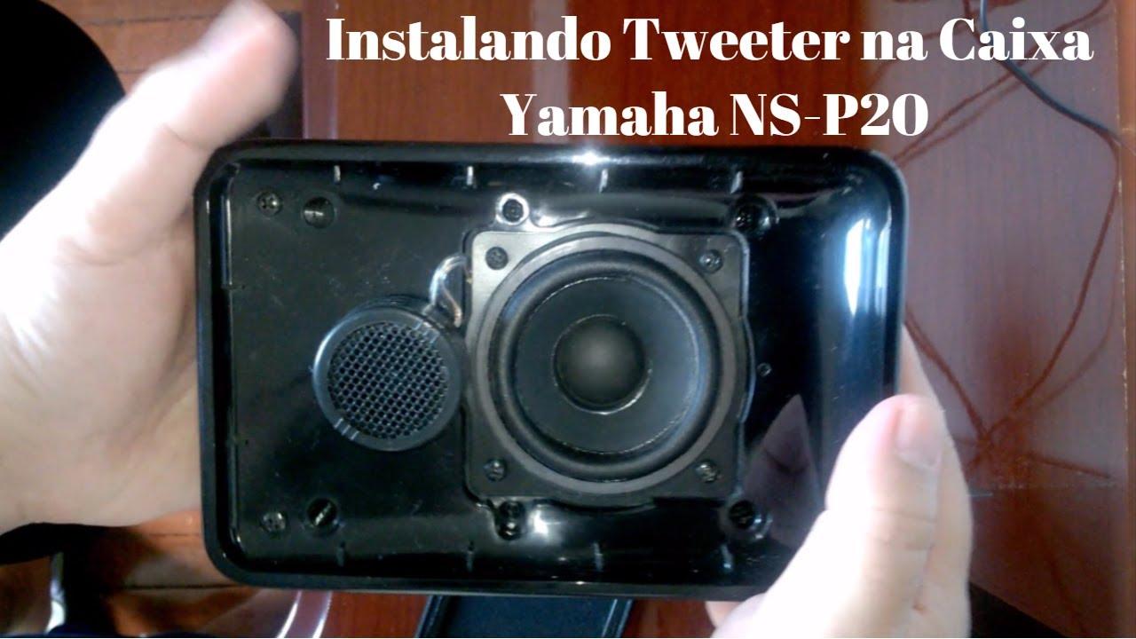 Yamaha Ns  Tweeter