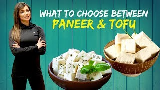 Is tofu healthier than paneer? both and paneer are rich in protein but have different nutritional values source from where they come. making a choic...