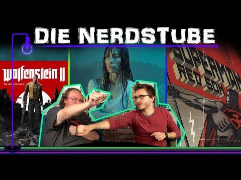 The Sinner, Wolfenstein II: The New Colossus, Superman: Red Son | Die Nerdstube