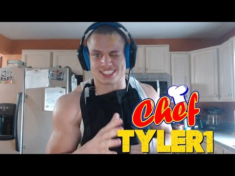 CHEF TYLER1 - PROTEIN CAKE
